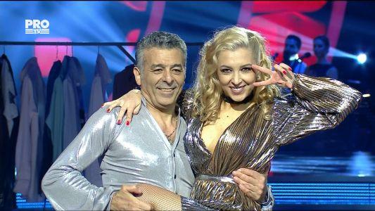 Uite cine danseaza 2017: Joseph Hadad si Georgiana Caita - Disco