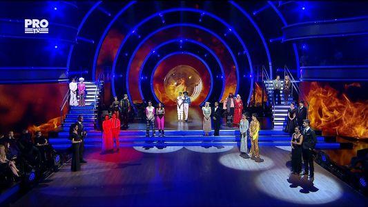Al doilea cuplu de dansatori din show-ul Uite cine danseaza! care paraseste competitia este format din Oana Zavoranu si Daniel Dobre