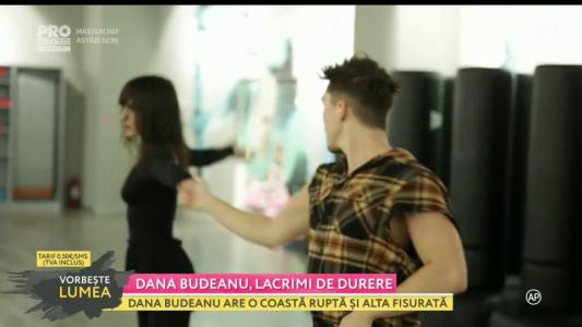 """Dana Budeanu a parasit """"Uite cine danseaza"""""""