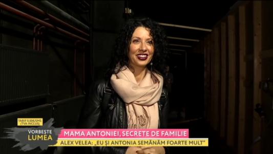 Mama Antoniei, secrete de familie