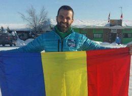 Tiberiu Useriu a castigat Maratonul 6633 Arctic Ultra pentru a doua oara consecutiv