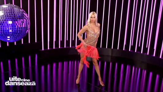 """Ecaterina Dosan: """"Dansez de 22 de ani! Dansul meu preferat este cha cha!"""""""