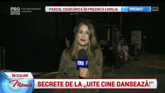 "Secrete de la ""Uite Cine Danseaza"""