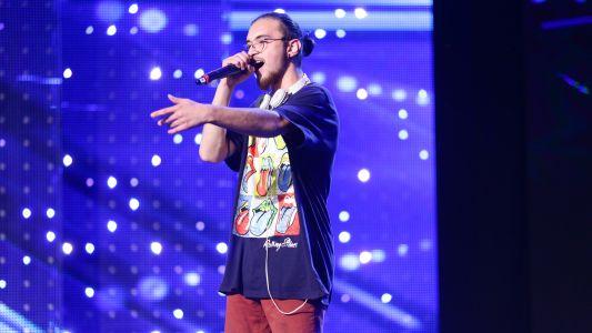 Romanii au talent 2017: Ocru - interpreteaza o melodie proprie