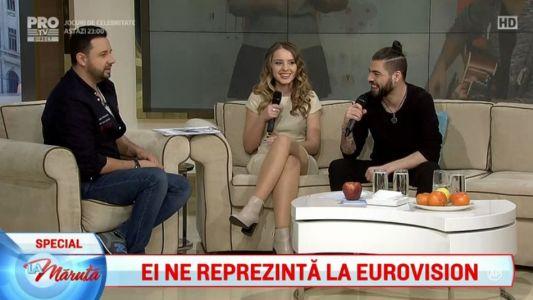 Ei ne reprezinta la Eurovision