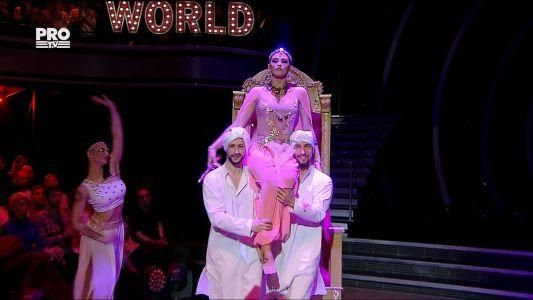 Uite cine danseaza 2017: Antonia si Paolo Campigotto - Bollywood si Cha-Cha