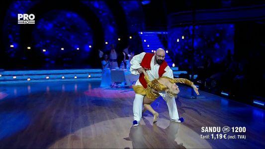Uite cine danseaza 2017: Sandu Lungu si Raluca Netca - Dans grecesc si Tango