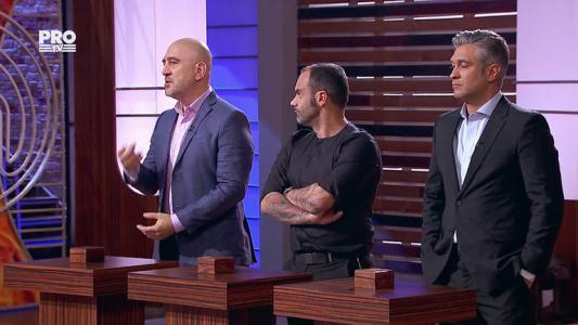 Juratii au pregatit cutiute ale misterelor pentru concurenti