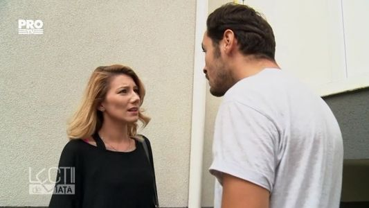 Un barbat e prins intre sotie si iubita de la serviciu. Povestea lui reprezinta o adevarata lectie de viata