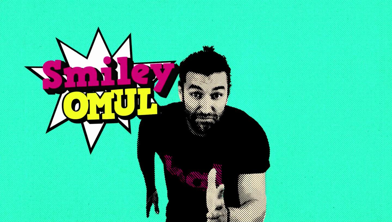 Smiley ndash; artist, prezentator Romanii au talent, antrenor Vocea Romaniei si, incepand de astazi, vlogger!