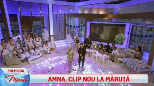 Amna feat. Robert Toma - La Capatul Lumii
