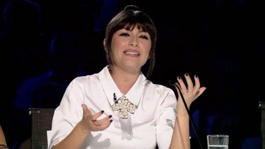 Mihaela o provoaca pe Andra sa cante Iubirea schimba tot la Romanii au Talent