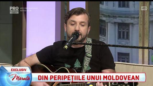 Din peripetiile unui moldovean