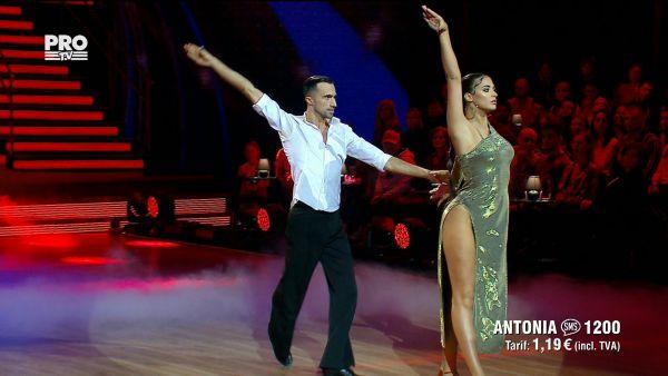 Uite cine danseaza 2017: Antonia si Paolo Campigotto - Rumba