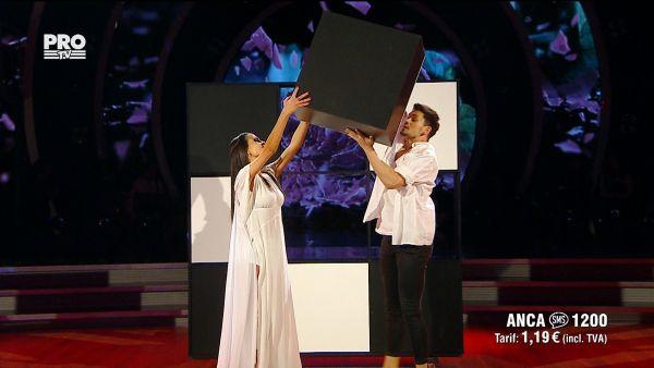 Uite cine danseaza 2017: Anca Sina Serea si Nicolai Curnic - Dans Contemporan