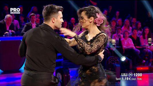 Uite cine danseaza 2017: Lili Sandu si Iulian Turcanu - Tango