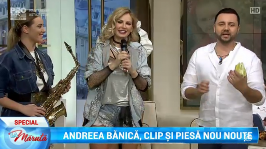 Andreea Banica - Linda