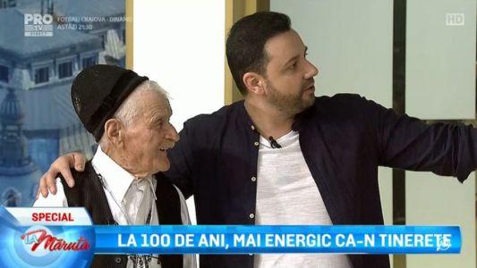 La 100 de ani, mai energic ca-n tinerete