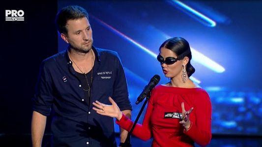 Romanii au talent 2017: Lucca si Anca Lucian - moment de magie mentala