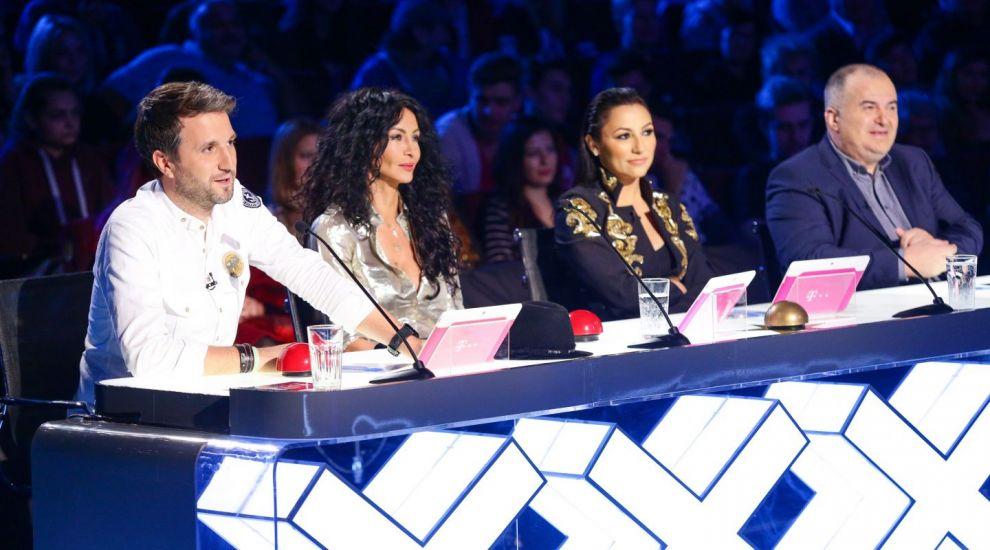 Mihaela si Andi discuta in contradictoriu despre talentul unui concurent din editia 7 Romanii au talent!