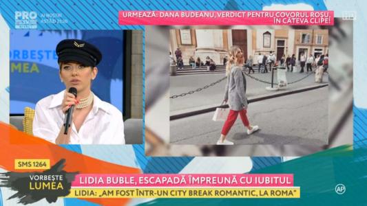 """Lidia Buble: """"Suntem 11 frati, plus 22 de nepoti si 354 de verisori"""""""