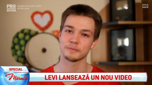 Levi lanseaza un nou video