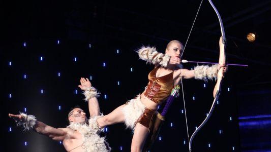 Romanii au Talent 2017: Duo Vital X - Acrobatii cu arcul