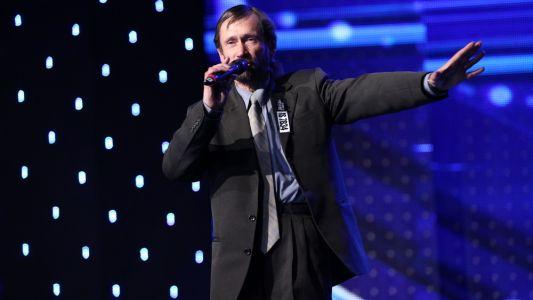 Romanii au Talent 2017: Sebastian Ciobanu - Moment artistic