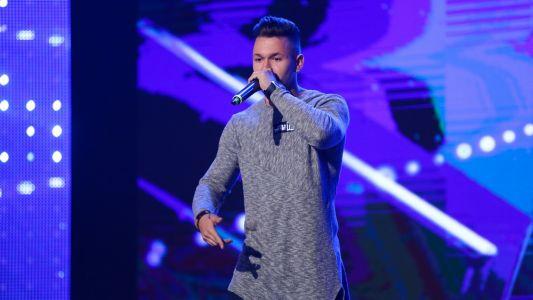 Romanii au Talent 2017: Bogdan Branc - Beatbox