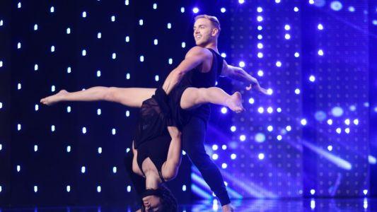 Romanii au Talent 2017: Hera Alexandra Zaulet si Marius Moldovan - Dans Contemporan