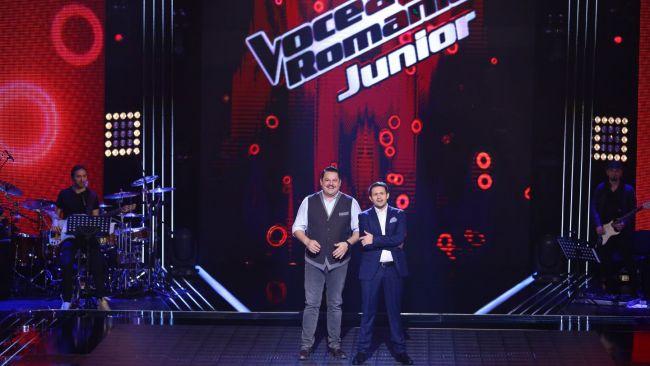 Vocea Romaniei Junior 2017 - Sezonul 1: Editia 6 - Semifinala