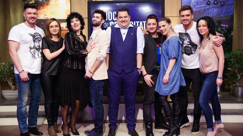 Victor Slav, Bogdan Vladau, Tily Niculae si Mariana Danescu se tin de glume! Jocuri de celebritate - AZI, de la 23:00
