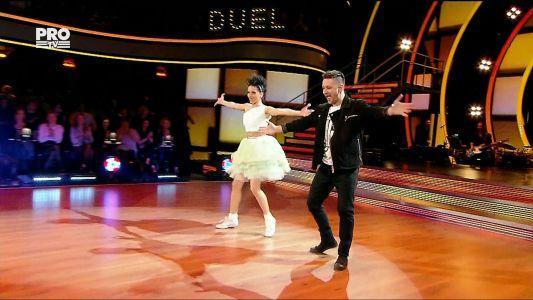 Uite cine danseaza 2017: Octavian Strunila si Oana Botez - Rock'n Roll