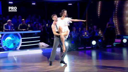 Uite cine danseaza 2017: Anca Serea si Nicolai Curnic - Charleston