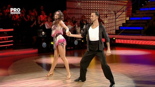 Uite cine danseaza 2017: Antonia si Paolo Campigotto - Samba