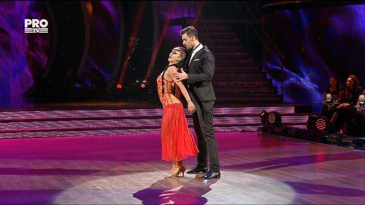 Uite cine danseaza 2017: Liviu Teodorescu si Marica Derdene - Tango argentinian