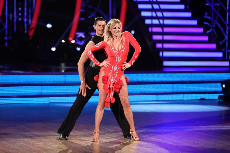 Octavian Strunila si Oana Botez au fost eliminati din competitia Uite cine danseaza!