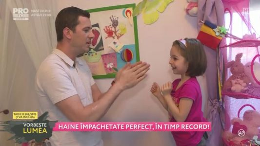 Haine impachetate perfect, in timp record!