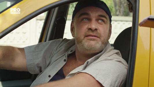"""Daca as avea televiziune, as face: """"Pentru o viata sanatoasa, mergeti cu taxiul 30 de minute in fiecare zi"""""""