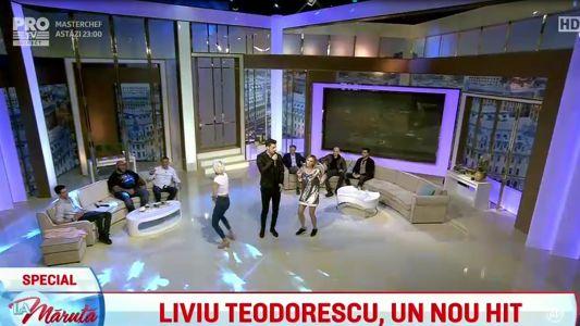 Liviu Teodorescu - Cine m-a pus