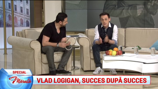 Vlad Logigan, succes dupa succes