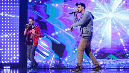 Romanii au Talent 2017: Confuz si Scooby Dee - Interpreteaza o piesa rap