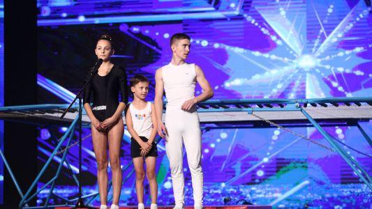 Romanii au Talent 2017: Grupul Zburatorii - Sarituri pe trambulina