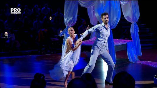 Uite cine danseaza 2017: Liviu si Marica - Rumba