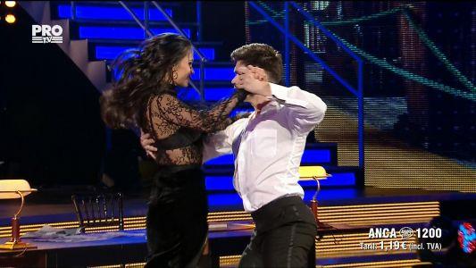 Uite cine danseaza 2017: Anca si Nicolai - Tango