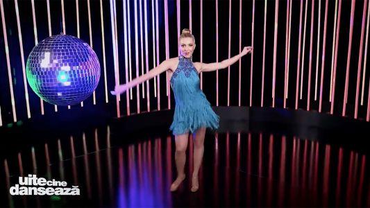 "Georgiana Caita: ""Ador sa dansez samba. Pot invata pe oricine sa se bucure de dans"""