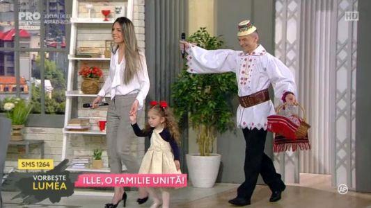 Ille, o familie unita!