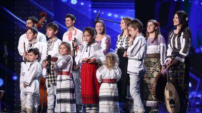 Momentul lor l-a emotionat pana la lacrimi pe Florin Calinescu. Momentul cu care Familia Udrea a impresionat