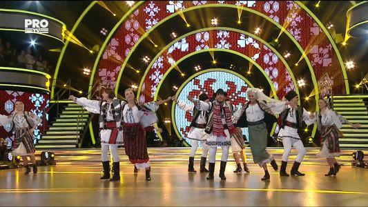 Uite cine danseaza 2017: Alex & Ecaterina si Marius & Olesia - Dans Moldovenesc