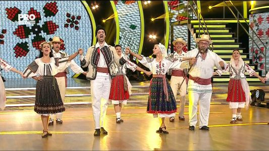 Uite cine danseaza 2017: Sandu & Raluca si Liviu & Marica - Dans Oltenesc